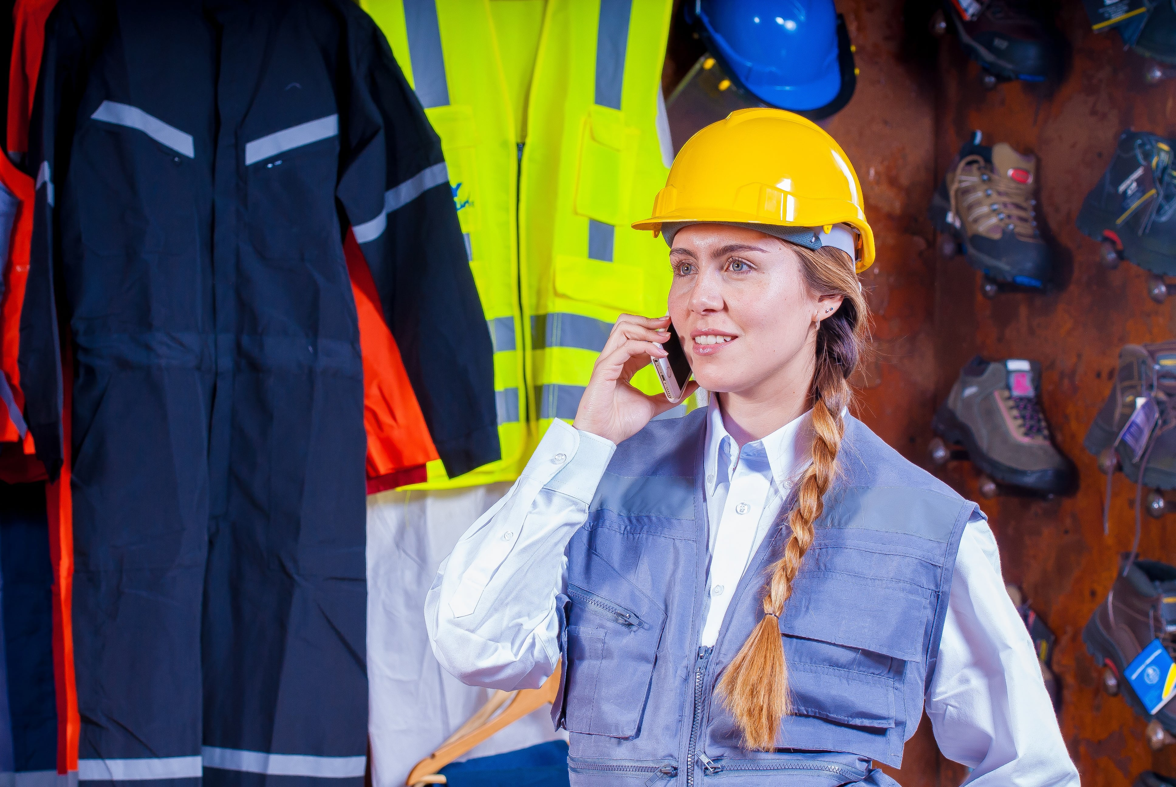 working to improve safety in the workplace